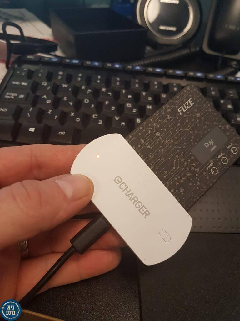 כרטיס אשראי FUZE