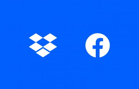 שיתוף פעולה חדש בין פייסבוק לדרופבוקס