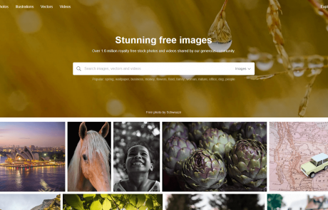 מציאת תמונה לשימוש חופשי חינם